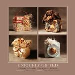 Uniquely Gifted :  Gallery Style Gift Wrap & Guest Journal - Eleanor J. Leinen