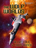 The Wolf Worlds (Sten #2) - Allan Cole