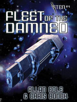 Fleet of the Damned (Sten #4) - Allan Cole