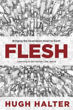 Flesh : Bringing the Incarnation Down to Earth - Hugh Halter