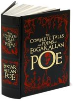 The Complete Tales and Poems of Edgar Allan Poe : Barnes & Noble Leatherbound Classic Collection - Edgar Allan Poe