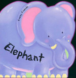 Elephant : Fuzzy Friends - Martin Irish