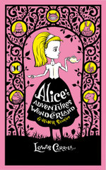 Alice's Adventures in Wonderland & Other Stories : Barnes & Noble Leatherbound Classic Collection - Lewis Carroll