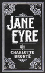 Jane Eyre : Barnes & Noble Leatherbound Classic Collection - Charlotte Bronte