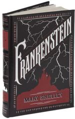 Frankenstein : Barnes & Noble Leatherbound Classic Collection - Mary Wollstonecraft Shelley
