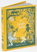 The Jungle Book : Leatherbound Classics - Rudyard Kipling