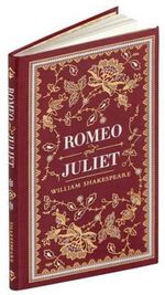 Romeo and Juliet : Barnes & Noble Leatherbound Pocket Editions   - William Shakespeare