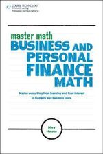 Master Math : Business and Personal Finance Math - Mary Hansen