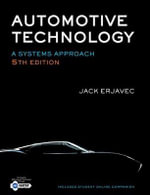 Automotive Technology Systems Approach + Tech Manual Package : A Systems Approach + Automotive Technology: A Systems Approach Tech Manual - Erjavec