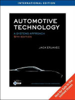 Automotive Technology : A Systems Approach - Jack Erjavec