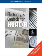 Electricity and Controls for HVAC-R - Stephen L. Herman