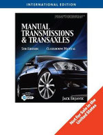 Today's Technichian : Manual Transmissions and Transaxles - Jack Erjavec