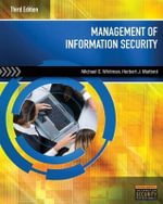 Management of Information Security - Michael Whitman