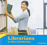 Librarians in Our Community - Michelle Ames