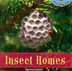 Insect Homes : of the Northeast - Therese Hopkins