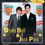 Drake Bell & Josh Peck - Katie Franks