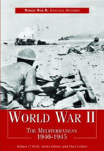 World War II : The Mediterranean 1940-1945 - Director of the Development Research Group of the World Bank and Professor of Economics Paul Collier