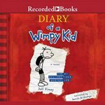 Diary of a Wimpy Kid : Diary of a Wimpy Kid (Audio) - Jeff Kinney