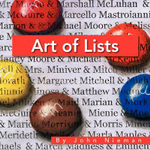 Art of Lists - John Nieman