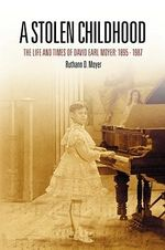 A Stolen Childhood : The Life and Times of David Earl Moyer: 1895-1987 - Ruthann D. Moyer