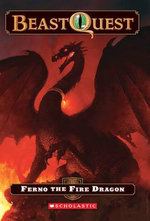 Ferno the Fire Dragon : The Winged Flame - Adam Blade