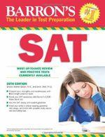 SAT : Barron's SAT - Ira K. Wolf