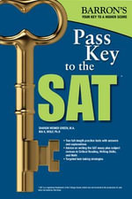 Pass Key to the SAT - Ira K. Wolf