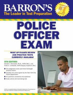 Police Officer Exam : Innovative Problem Solving in the Public Sector - Donald J. Schroeder