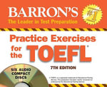 Practice Exercises for the TOEFL : 7th Edition - Pam Sharpe