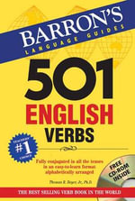 501 English Verbs - Thomas R. Beyer