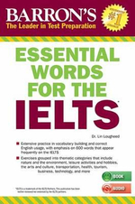 Essential Words for the IELTS with MP3 CD - Lin Lougheed