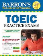 Toeic Practice Exams with MP3 CD : Toeic - Lin Lougheed