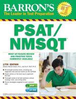 PSAT/Nmsqt : Barron's PSAT/NMSQT (W/CD) - Ira K. Wolf