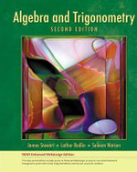 Algebra and Trigonometry : Early Transcendentals - James Stewart