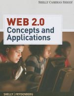 Web 2.0 : Concepts and Applications - Gary B Shelly