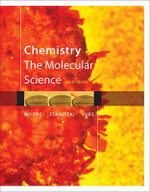 Chemistry : The Molecular Science - John W Moore