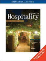 Welcome to Hospitality : An Introduction - Kye-Sung Chon