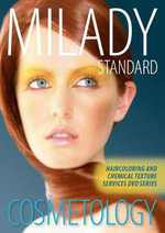 Haircoloring and Chemical Texture Services Supplement DVD Series for Milady Standard Cosmetology 2012
