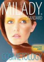 Interactive Games on CD for Milady Standard Cosmetology 2012