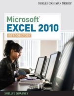 Microsoft Excel 2010 : Introductory - Gary B Shelly