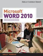 Microsoft Word 2010, Comprehensive : Comprehensive - Gary B Shelly