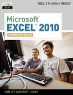 Microsoft Excel 2010, Comprehensive : Shelly Cashman - Gary B Shelly