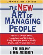 The New Art of Managing People - Tony Alessandra