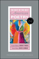 The Best of the Best American Poetry : 1988-1997