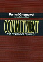 Commitment - Pankaj Ghemawat
