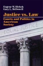 Justice vs. Law - Eugene Hickok