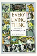 Every Living Thing - Cynthia Rylant