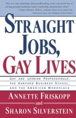 Straight Jobs Gay Lives - Sharon Silverstein