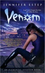 Venom :  An Elemental Assassin Book - Jennifer Estep