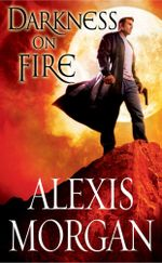 Darkness on Fire - Alexis Morgan